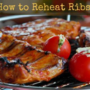 How to reheat ribs