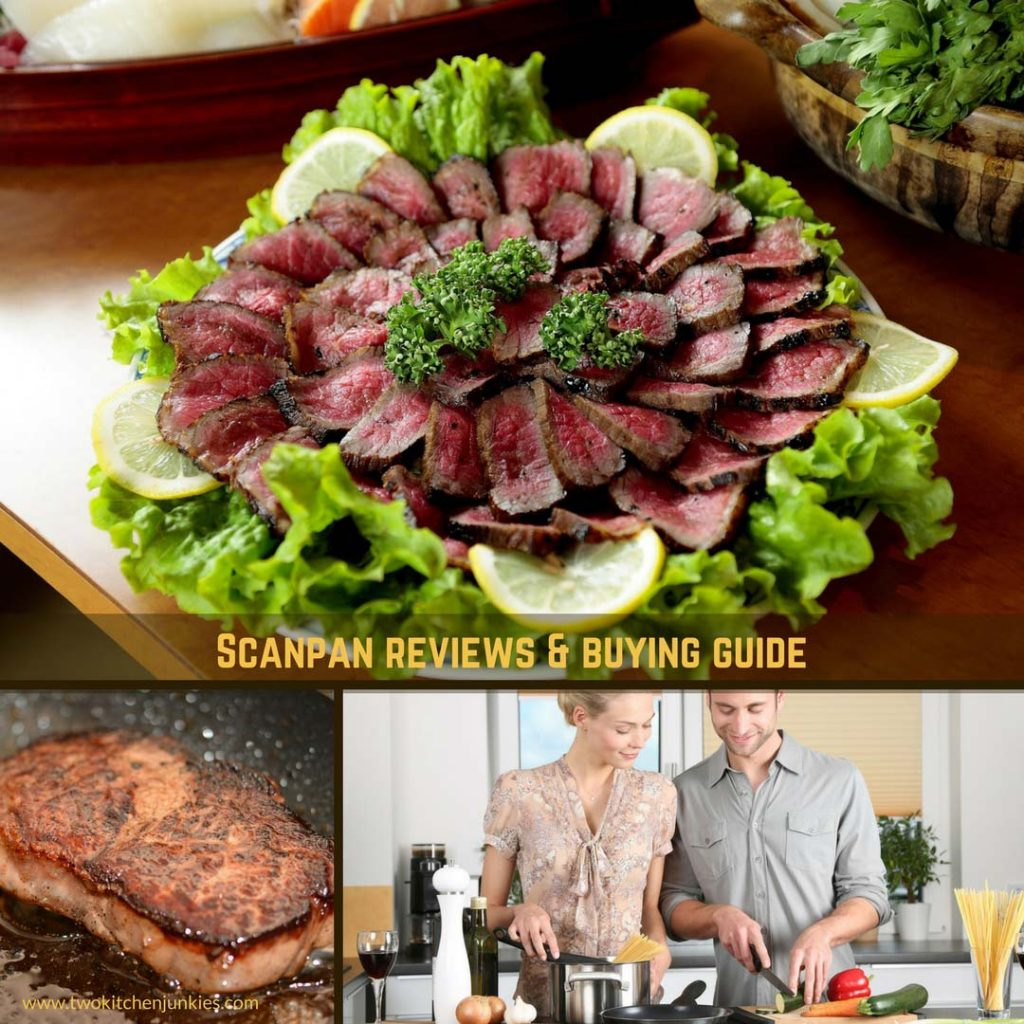 Scanpan Review and cookware guide