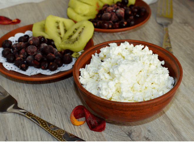 The Health Value of Cottage Cheese