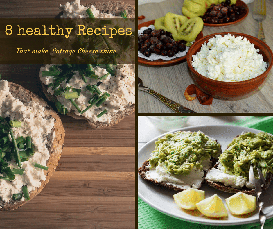 healthy recipes that make cottage cheese shine