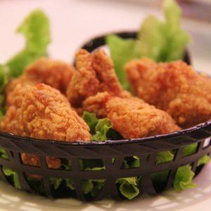 Savory Deep Fried Chicken Legs