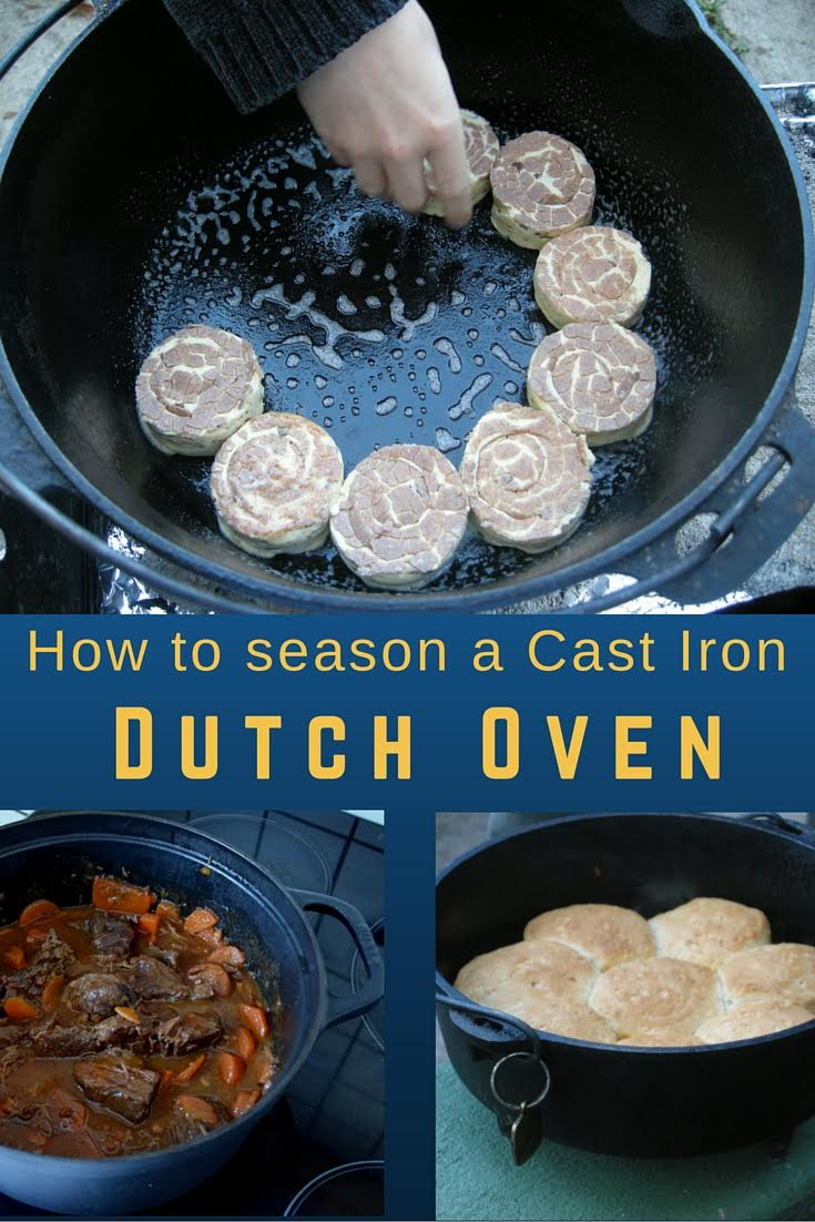How To Season A Cast Iron Dutch Oven A Guide For 2020