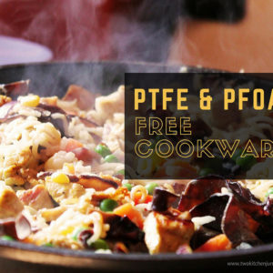 PFOA and PTFE free Cookware