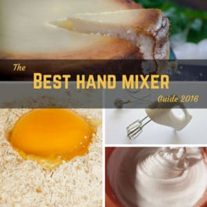 7 Best Hand Mixers in 2020