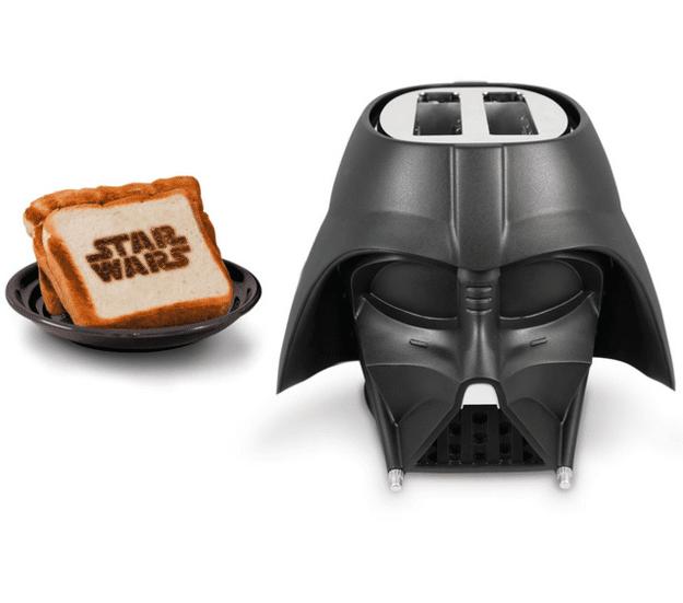 darth vader toaster