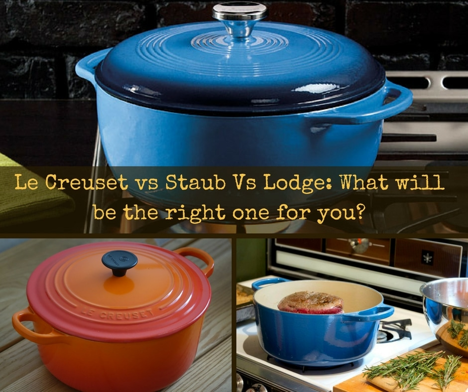 le creuset vs staub vs lodge dutch ovens: what one will be the right one for you featured image