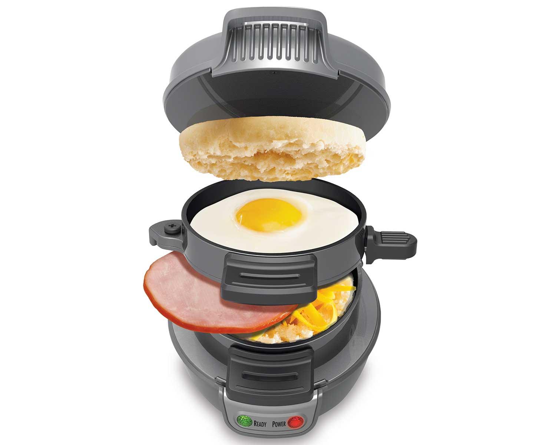 lazy singlemans breakfast sandwich maker