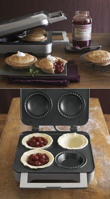 personal pie maker