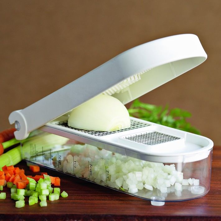 vegetable chop measure